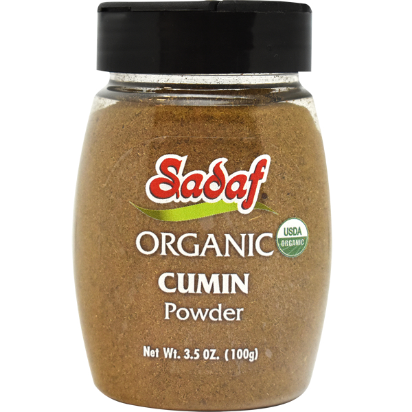 Organic Cumin Powder 3.5 oz