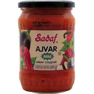 Sadaf Ajvar - Mild 19 oz.