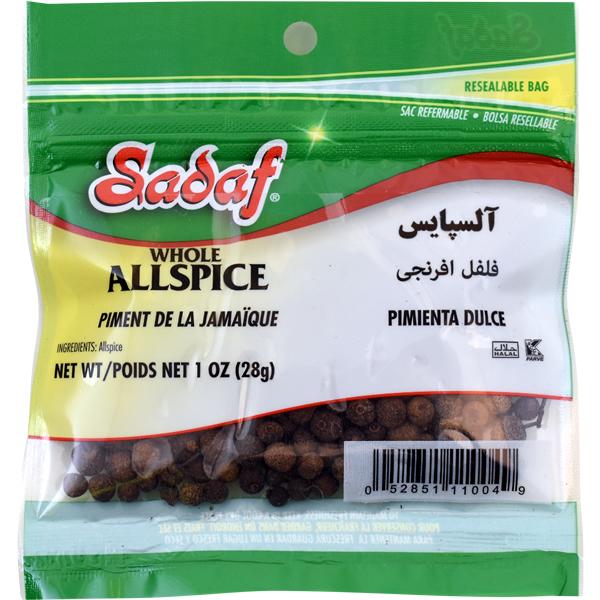 Sadaf Allspice Whole 1 oz.