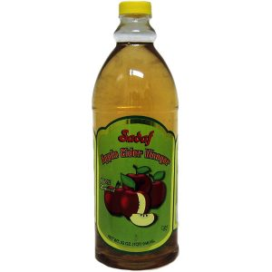 Sadaf Apple Cider Vinegar 100% Natural 32 fl. oz.