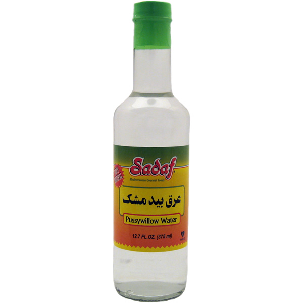 Sadaf Aragh Bid Meshk - Pussywillow Water 12.7 fl. oz.