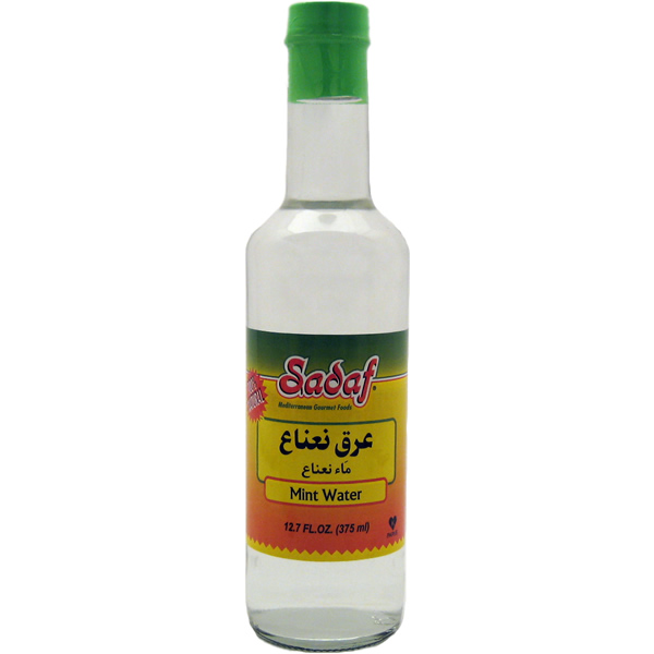 Sadaf Aragh Nana - Mint Water 12.7 fl. oz.