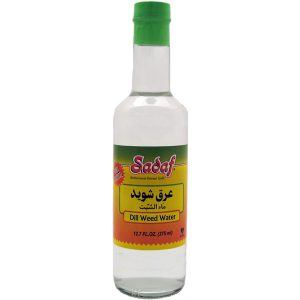 Sadaf Aragh Shevid - Dill Weed Water 12.7 fl. oz