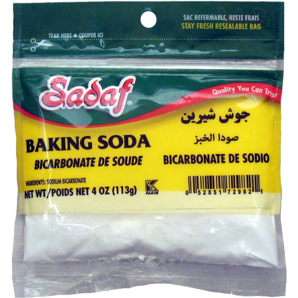 Sadaf Baking Soda 4 oz.