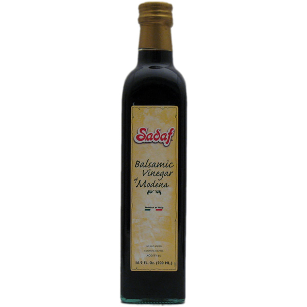Sadaf Balsamic Vinegar of Modena 0.5 L