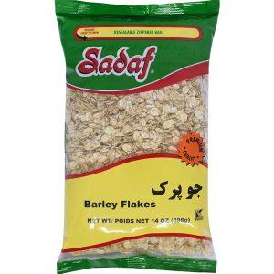 Sadaf Barley Flakes 14 oz.