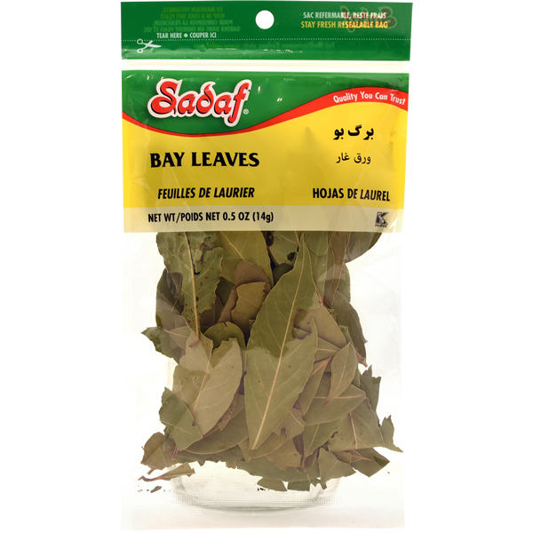 Sadaf Bay Leaves - Laurel 0.5 oz.