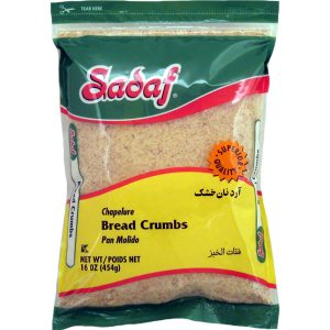 Sadaf Bread Crumbs 16 oz.
