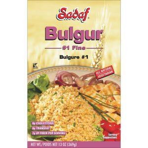Sadaf Bulgur # 1 Fine 13 oz.