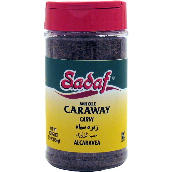 Sadaf Caraway Whole 5.5 oz.