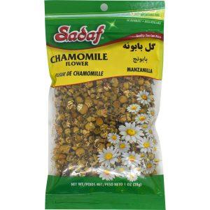 Sadaf Chamomile Flower 1 oz.