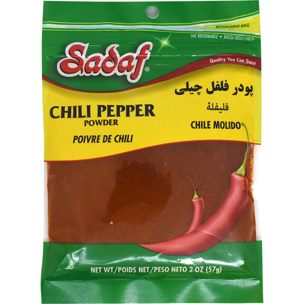 Sadaf Chili Pepper 2 oz.