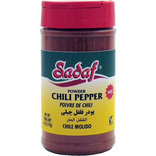 Sadaf Chili Pepper Powder 6 oz.