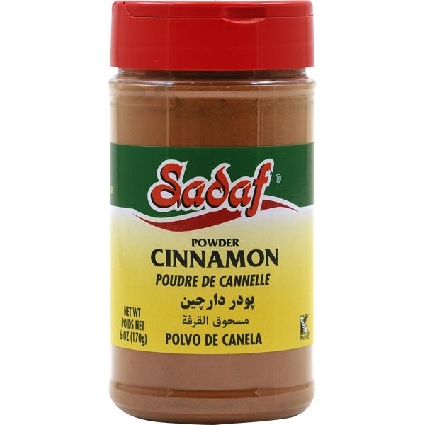 Sadaf Cinnamon Ground 6 oz.