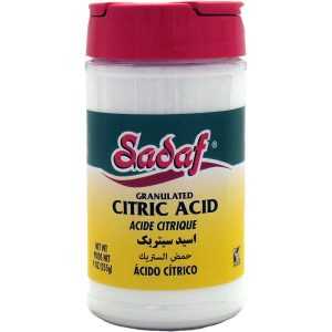 Sadaf Citric Acid 9 oz.