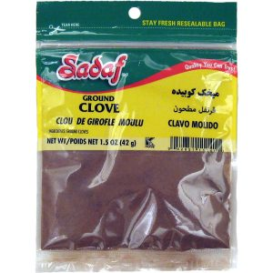 Sadaf Cloves Ground 1.5 oz.