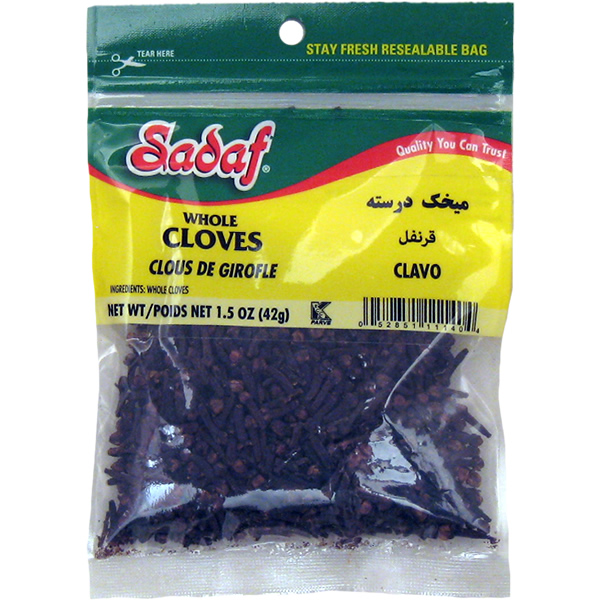Sadaf Cloves Whole 1.5 oz.