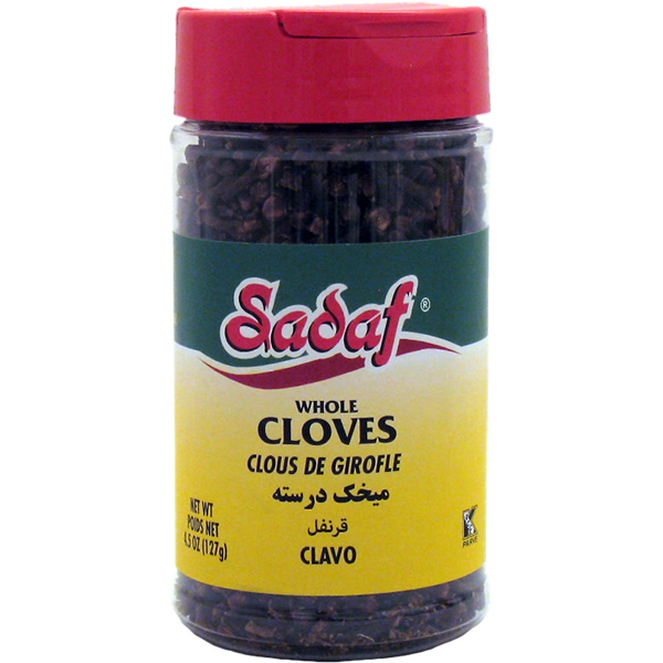 Sadaf Cloves Whole 4.5 oz.