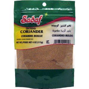 Sadaf Coriander Ground 4 oz.