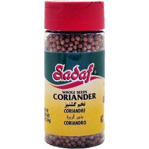 Sadaf Coriander Seeds 1.20 oz.