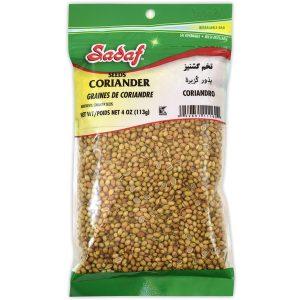 Sadaf Coriander Seeds 4 oz.