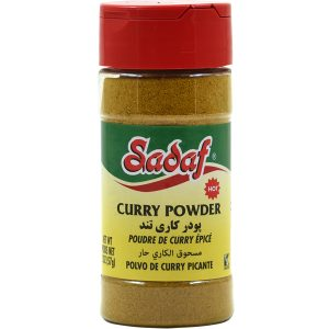 Sadaf Curry Powder Hot 2 oz.