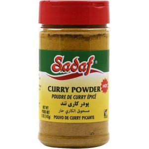 Sadaf Curry Powder Hot 5.0 oz.