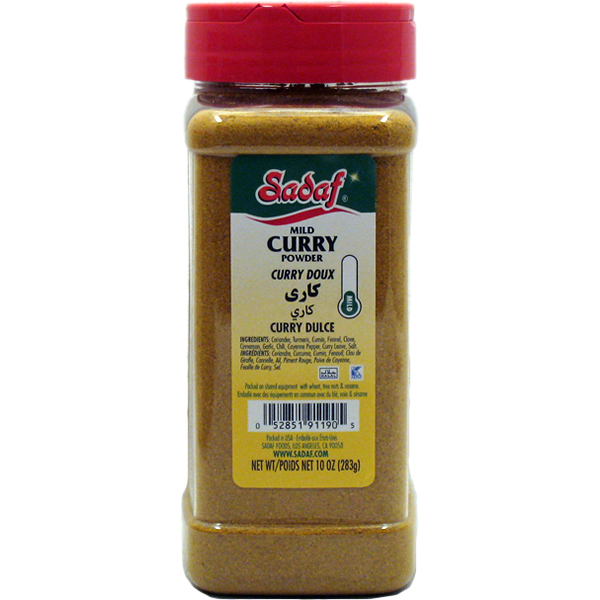 Sadaf Curry Powder Mild 10 oz.