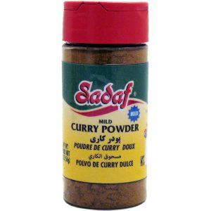 Sadaf Curry Powder Mild 2 oz.