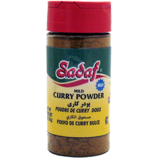 Sadaf Curry Powder Mild 2 oz.