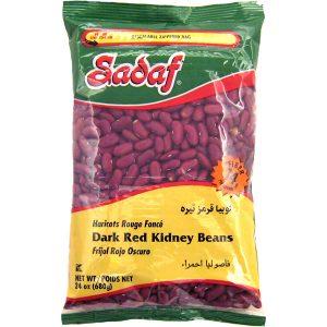 Sadaf Dark Red Kidney Beans 24 oz.