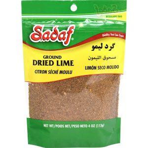 Sadaf Dried Lime Gound 4 oz.