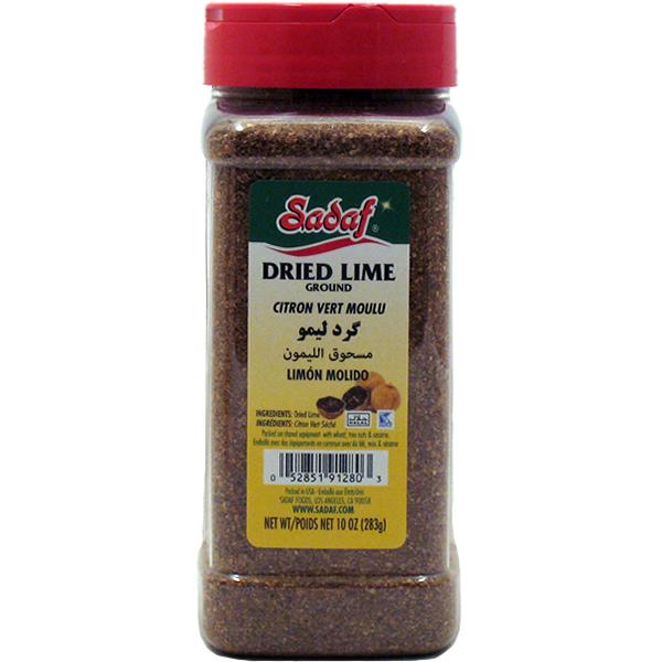 Sadaf Dried Lime Ground 10 oz.