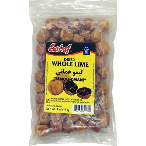 Sadaf Dried Whole Lime - Lemou-Omani 5 oz.