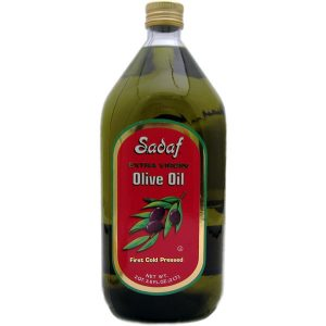 Sadaf Extra Virgin Olive Oil 2 L