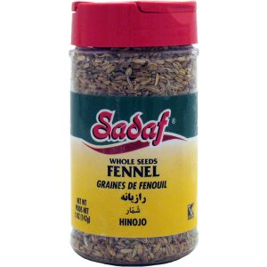 Sadaf Fennel Whole 5 oz.