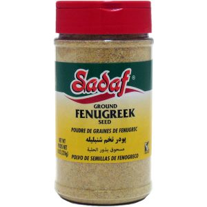 Sadaf Fenugreek Seed Ground 8 oz.