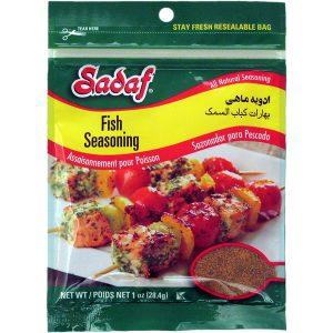 Sadaf Fish Seasoning 1 oz.