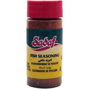 Sadaf Fish Seasoning 2.5 oz.