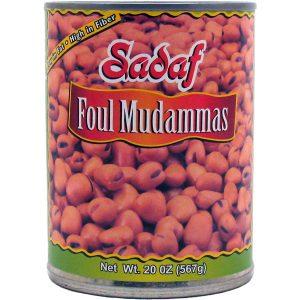 Sadaf Foul Mudammas 20 oz.