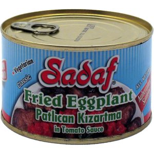 Sadaf Fried Eggplant in Tomato Sauce 14 oz.