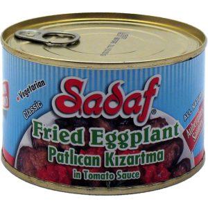 Sadaf Fried Eggplant in Tomato Sauce 14 oz.