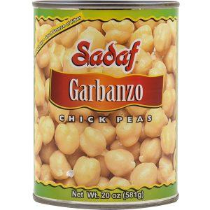 Sadaf Garbanzo Beans 20 oz.