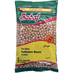 Sadaf Garbanzo Beans 22 oz.