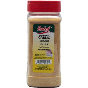 Sadaf Garlic Granulated 14 oz.