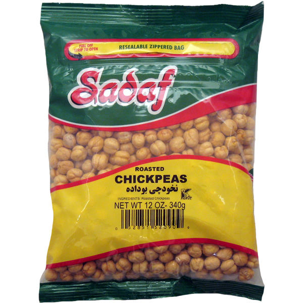 Sadaf Golden Chickpeas 12 oz.