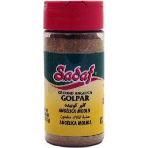 Sadaf Golpar Ground Angelica 1.5 oz.
