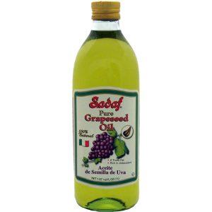 Sadaf Grapeseed Oil 1 L
