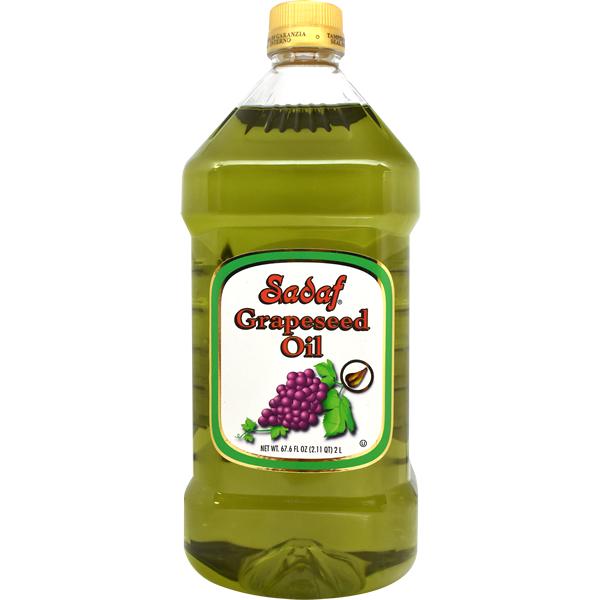 Sadaf Grapeseed Oil 2 L