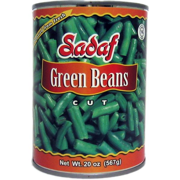 Sadaf Green Beans 20 oz.